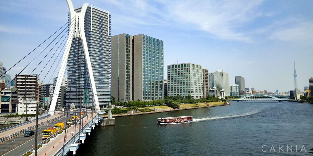 Sumida River Bridge (隅田川橋)